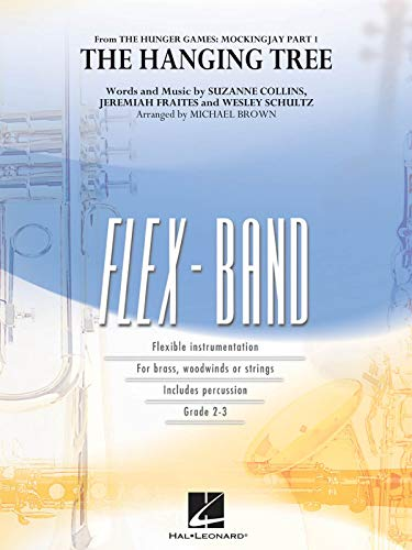 The Hanging Tree - Flexible Band - Partitur -
