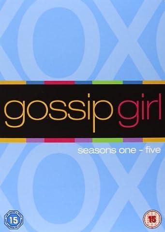 Gossip Girl - Season 1-5 Complete