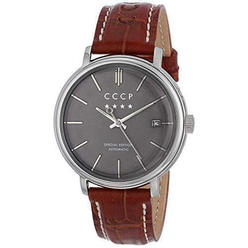 CCCP HERITAGE Leather Watch - CP-7019-03