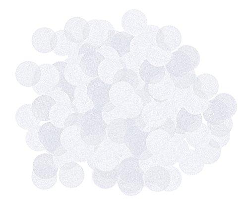 Nuevo Spa microdermoabrasión accesorios Premium 12mm algodón filtros 250pcs