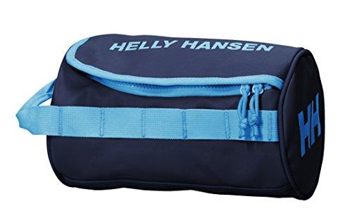 Helly Hansen 2Standard Wash Bag unisex - Blu (Evening Blue/Aqua) - Standard
