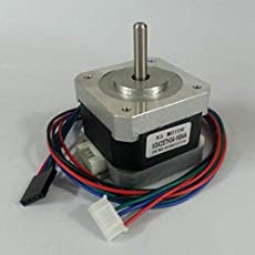 NEMA17 Stepper Motor 34mm Long, 1.5A with 720mm Cable