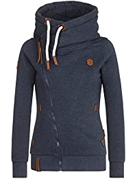 Naketano Female Zipped Jacket Family Biz