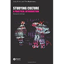 Studying Culture: A practical Introduction, 2nd Edition