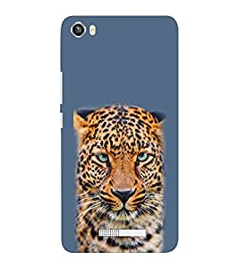 EPICCASE Cheetah Mobile Back Case Cover For Lava Iris X8 (Designer Case)