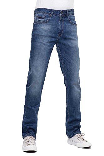 REELL Men Jeans Trigger Artikel-Nr.1106-005 - 01-001 Mid Blue Vintage