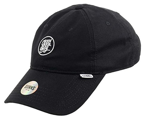 Kids Flex-fit Cap (DJINNS - Good Boy (black) - Curved Visor Dad Cap Baseballcap Hat Kappe Mütze Caps)
