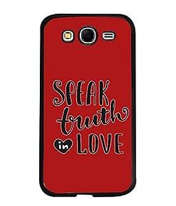 PrintVisa Designer Back Case Cover for Samsung Galaxy Grand Neo Plus I9060I :: Samsung Galaxy Grand Neo+ (Love Lovely Attitude Men Man Manly)