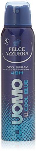 Deo Felce Spray 150 Uomo Blu