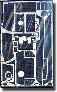 Eduard Accessories 3537330502000PZ.V Panther g Late zimmerit 1. Vertical para para Tamiya Montar