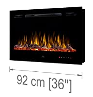 Noble Flame Paris 920 [Electric Fireplace Wall Recessed/Wall Mounted]