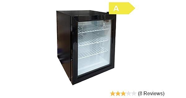 Bomann Kühlschrank Glastür : Acopino bc minikühlschrank thermoelek kühlschrank in schwarz
