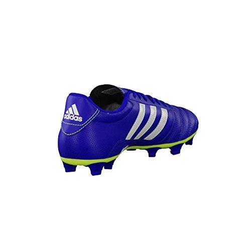 adidas, Scarpe da calcio uomo 40 Azul / Blanco / Lima