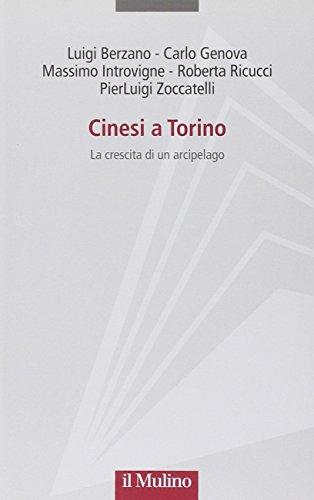 Cinesi a Torino. La crescita di un arcipelago