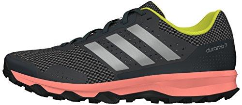 adidas - Duramo 7 Trail W, Scarpe da corsa Donna, Grigio (Dgh Solid Grey/silver Met,/ch Solid Grey), 38 EU