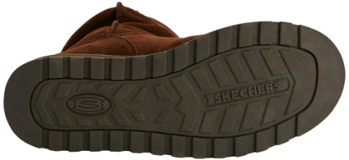 Skechers Keepsakes Brrrr 47220 BLK, Stivali donna Marrone (Braun/CHOC)