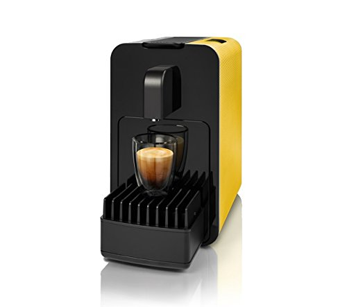 Cremesso 1000557i Macchina Caffe Viva B6, Indian Yellow