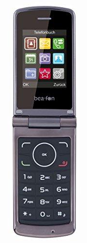 Beafon C240_EU001C Mobiltelefon (Dual SIM, TFT Farbdisplay, QVGA Kamer