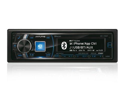 Alpine iDE-178BT - Digital Media Receiver mit Bluetooth