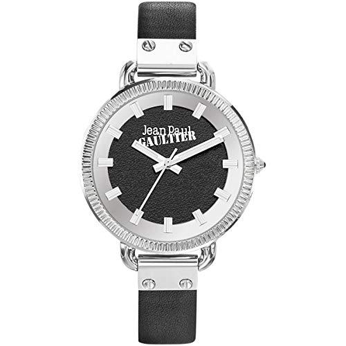 Jean Paul Gaultier Uhr Analog mit Leder Armband 8504312