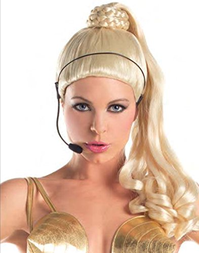 80s Diva Costume Wig One Size Fits ()