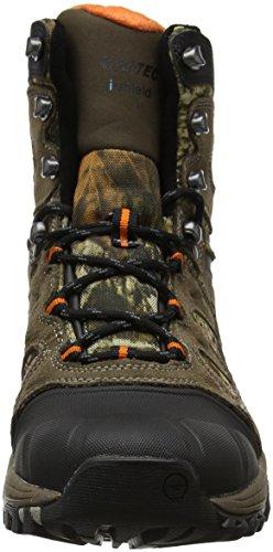 Hi-Tec Herren Altitude Lite Winter 200 I Waterproof Trekking-& Wanderstiefel Braun (Brown/camo)