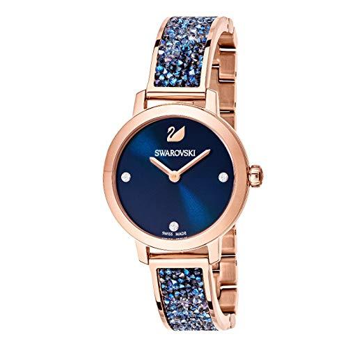 Swarovski Damen-Uhren Analog Quarz One Size Metall 87631761
