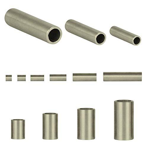 10 Stück Pfostendeckel Abdeckkappe Stahlblech Metall QR50 ohne Rand