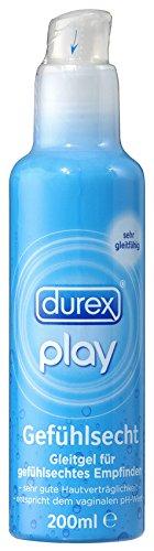 Durex Play Feel Gleitgel, 1er Pack (1 x 200 ml) -