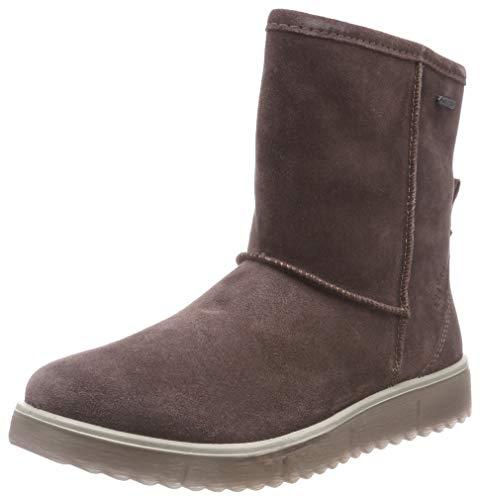 Legero Damen Campania Schneestiefel, Violett (Dark Clay 57) , 38.5 EU (5.5 UK) (Womens Snow Boots Clearance)