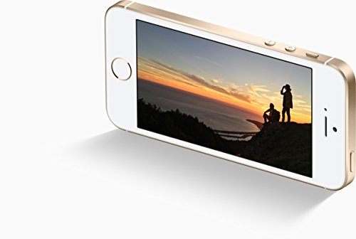 Apple iPhone SE Smartphone (4 Zoll (10,2 cm) Touch-Display, 16 GB Speicher, IOS) gold - 2