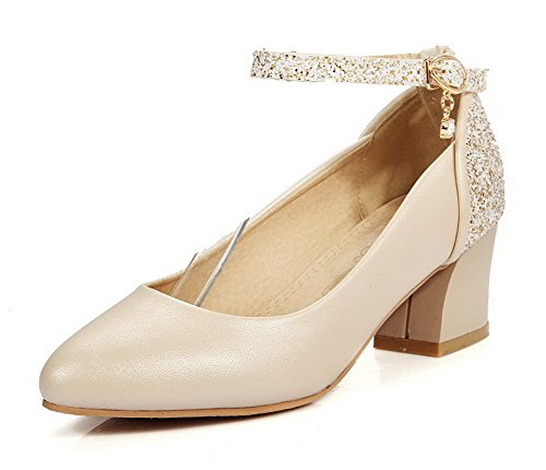allhqfashion-womens-soft-material-buckle-pointed-closed-toe-kitten-heels-solid-pumps-shoes-beige-39