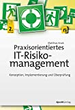 Praxisorientiertes IT-Risikomanagement: Konzeption, Implementierung und Überprüfung - Matthias Knoll