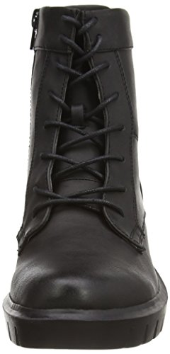 Dockers by Gerli 37ol202-610100, Bottes Rangers femme Noir (schwarz 100)