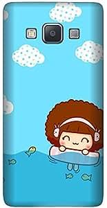 APE Designer Back Cover for Samsung Galaxy E7