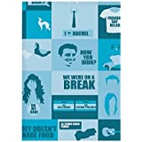 """MOTIVATE BOX India Posters,""""Friends TV Series"""" 