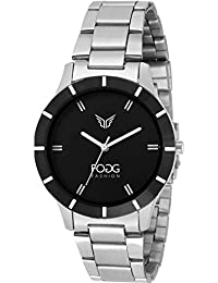 Fogg Analog Black Dial Women's Watch -4004-BK