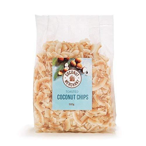 Coconut Merchant Geröstete Kokos-Chips 500g