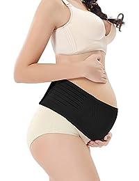 WANYI Bauchband für Schwangere Schwangerschaftsband, Schwangerschaftsbandage, Schwangerschaftsgürtel, aus atmungsaktivem & dehnbare für Schwangere, vor und nach der Geburt