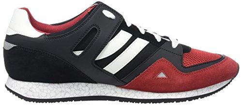 Boss Orange Adrenal_runn_mx 10197240 01, Sneakers Basses Homme Rouge (Open Red 640)