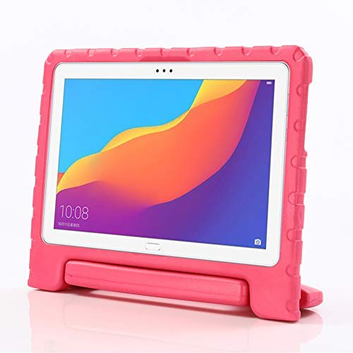 Preisvergleich Produktbild i-original Schutzhülle für Huawei MediaPad T5 10 10, 1 Zoll (25, 7 cm),  stoßfest,  für Huawei Honor Play Pad 5,  Eva-Schutzhülle für Kinder,  stoßfest,  mit Tragegriff,  mit Tragegriff,  leichte Schutzhülle