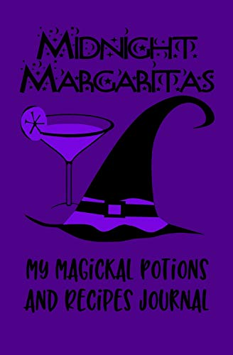 Spooky Halloween Cocktails - Midnight Margaritas My Magickal Potions and