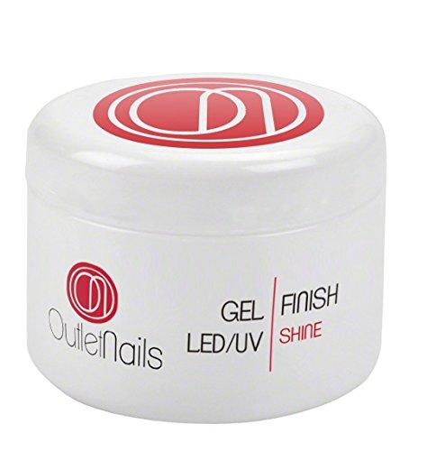 UV Gel Ultra Brillo uñas gel 50ml UV/LED / Finalizador