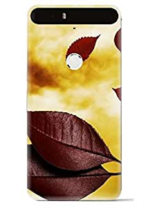 Spygen Premium Quality Designer Printed 3D Lightweight Slim Matte Finish Hard Case Back Cover For Huawei Google Nexus 6P