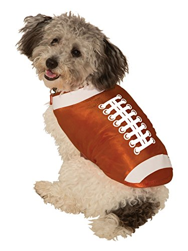 Form Novelties Fußball Sport Cheerleader Hund Kostüm, Medium, Mehrfarbig