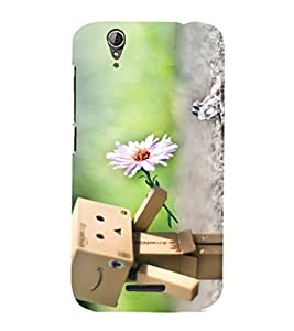 PRINTSHOPPII CATOON Back Case Cover for Acer Liquid Z630