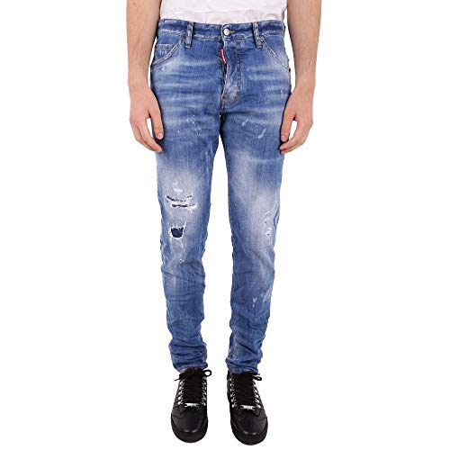dsquared cool guy DSQUARED Jeans Cool Guy S74LB0428 Light Blue Size:48