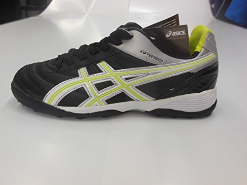 SCARPA ASICS SPEED JR CA NERO -GIALLO