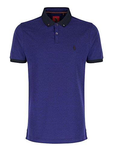 luke-1977herren-spezial-bill-kurz-sleeve-designer-polo-shirt-gr-m-knigsblau