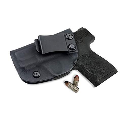 ceeb6565 Kosibate IWB KYDEX Holster, para Smith & Wesson M&P Shield & Shield 9 mm/